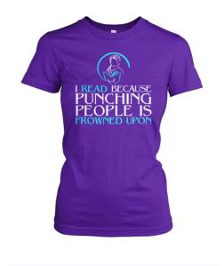 punching people