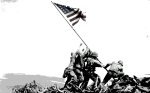 932272_Raising_the_Flag_on_Iwo_Jima_by_peirateis_jpg8054793e1f712a8e564f7223e07cbfa9