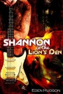 Shannon in the Lion's Den by edenHudson