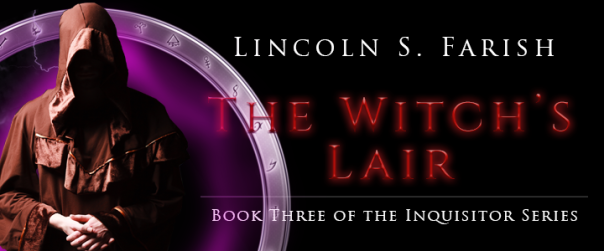 The Witchs Lair Banner
