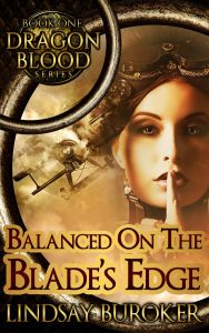 Balanced Lindsay Buroker - Steampunk Fantasy