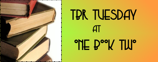 tbr tuesday one book two