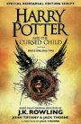Harry Potter and the Cursed Child by J.K. Rowling, et. al.