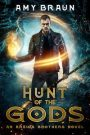 Book News and Author Announcements presents Hunt of the Gods!