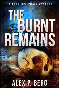 burnt remains